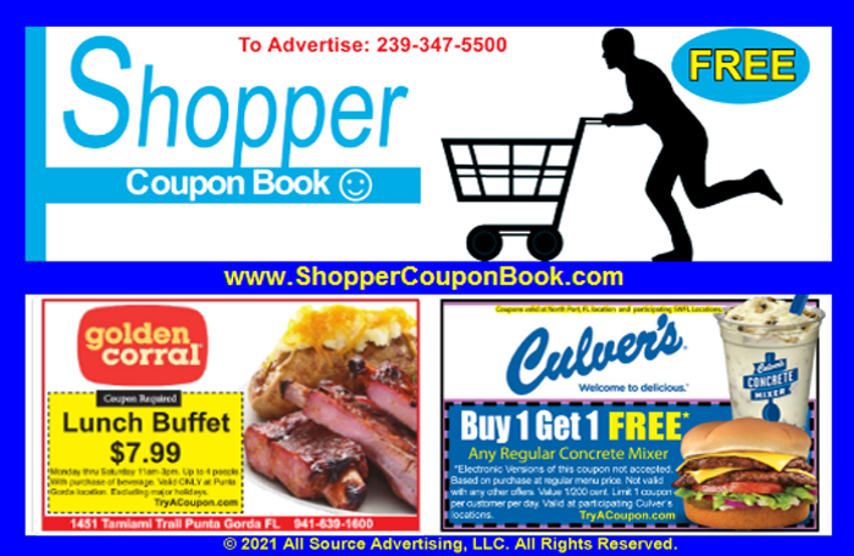 Shopper Coupon Books